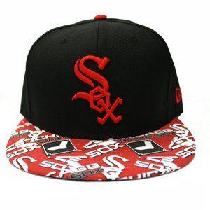 New Era Chicago White Sox Multi Logo Cap